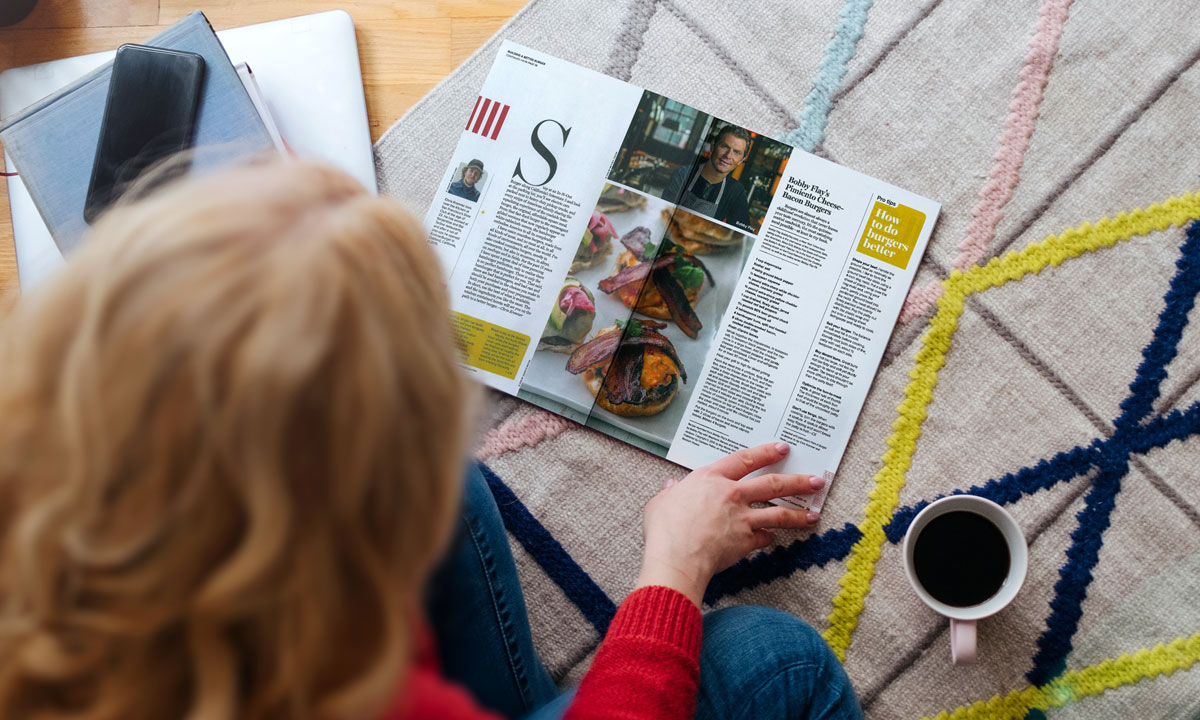 08120e39872 Costco Releases a Newly Reimagined Print Magazine — with a Redbird ...